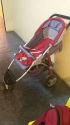 Título do anúncio: carrinho bebe