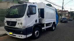 MB 1016 2013 no compactador de lixo