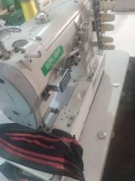 Máquinas de costura industriais com garantia