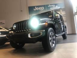 Jeep Wrangler Unlimited Sahara 2.0 20/21 Turbo Gasolina 4x4