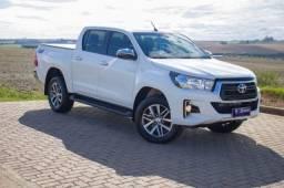 Toyota Hilux SRV 4x4 2.8 - Único dono - Placa I - 47 mil KM
