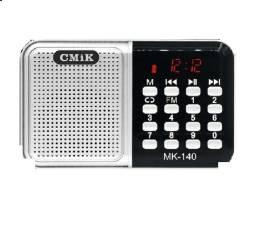 Título do anúncio: Mini Rádio MK-140