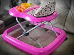 Título do anúncio: Andador para bebê,  usado poucas vezes