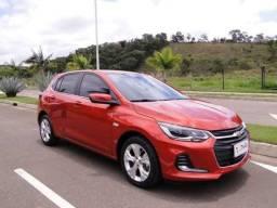 Chevrolet Onix à venda: pagamento parcelado.