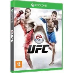 Título do anúncio: Ufc Xbox One