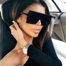 Óculos de sol Anitta quadrado Europeu