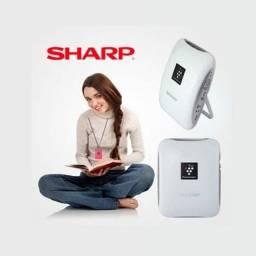Título do anúncio: Purificador e Ionizador de Ar portátil Sharp