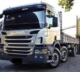 Título do anúncio: scania p310 8x2 2011 bitruck
