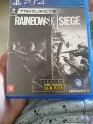 Jogo de PS4 Rainbows Six Siege