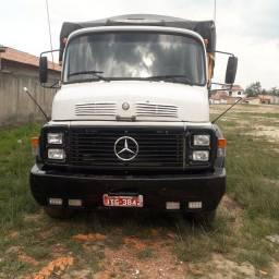 Título do anúncio: Vendo caminhão Mercedes Benz 1313