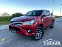 Título do anúncio: Toyota Hilux SRV  4x4