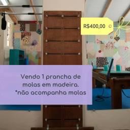 Prancha de Molas - Pilates