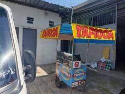 Título do anúncio: carrinho para tapioca