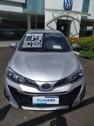 Título do anúncio: Toyota YARIS 1.5 automático