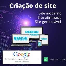 Título do anúncio: Quer ter seu negócio na internet?