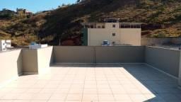 Título do anúncio: Linda cobertura duplex com 2 quartos e amplo terraço no Bom Jardim