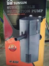 Título do anúncio: Bomba filtro interno para aquário