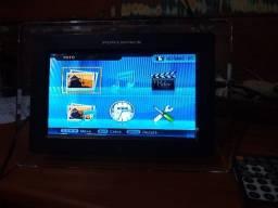 Porta Retrato digital, Tv digital portátil