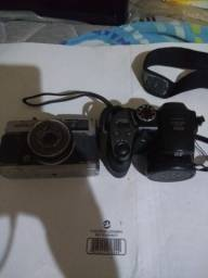 Título do anúncio: Máquina de fotografia