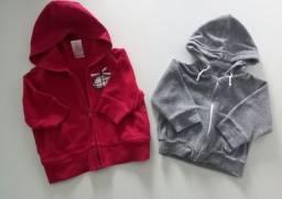 Roupas de bebê de inverno menino M e G