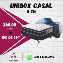UNIBOX CASAL (5cm)
