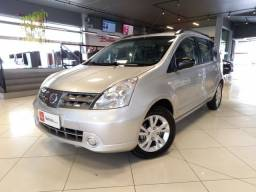 Título do anúncio: Nissan Livina S 1.6 16V 2013 4P