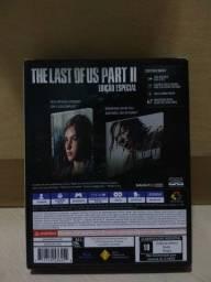 Jogo The Last of Us Parte II Edição Limitada