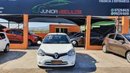 Renault Clio Expression 2016 Completo
