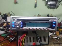 Só funciona rádio CD NÃO