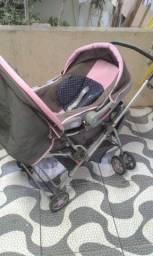 Título do anúncio: Bebê conforto com carinho de bebê 250