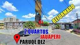 Jauaperi, 2 quartos, Totalmente Reformado, 3º Andar, Bairro Parque 10