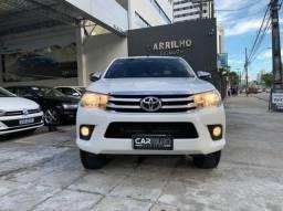 Toyota Hilux SRV 2.7 2018 Flex 4x4 (81) 3877-8586 (zap)