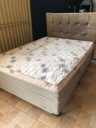 Título do anúncio: cama box + cabeceira