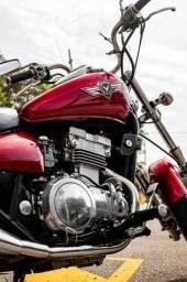 Título do anúncio: Kawasaki Vulcan Classic - 500 cc