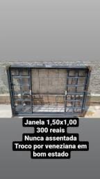 Título do anúncio: Vendo porta, janela e grade