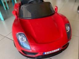 Carro Elétrico Infantil Conversível