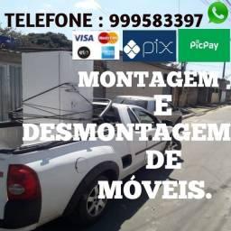 Título do anúncio: FRETE SOARES TODA REGIÃO DO ESPIRITO SANTO  -9-9-9-5-8-3-3-9-7-