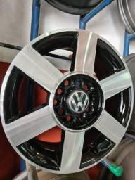 Rodas aro 14 Gol Volkswagen Saveiro Voyage e vários outros zap *