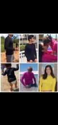 Título do anúncio: Camisas térmicas Proteção UV