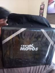 Título do anúncio: Bolsa mochila moto boy entrega