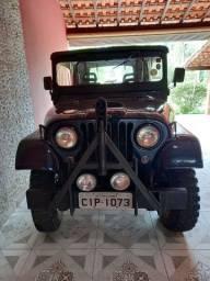 Título do anúncio: Jeep willys Cj5 1981