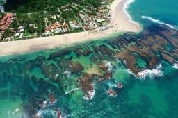 Título do anúncio:  JEF/ Vendo Flat em Porto de Galinhas 1 Quarto há 200 Metros do Mar