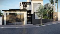 Título do anúncio: Casa com 198 m², 03 quartos sendo uma suíte com hidro, aceita FGTS e Financiamento