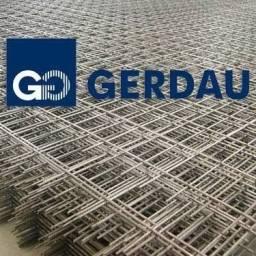 Título do anúncio: Laje e Tela Gerdau