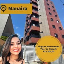 Título do anúncio: Apartamento todo reformado com 03 quartos em Manaira