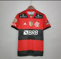 Camisa Flamengo  oficial 2021 / 2022