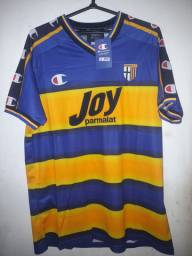 Camisa Parma 2001 champion