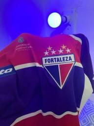Título do anúncio: Camisa Fortaleza oficial Lotto