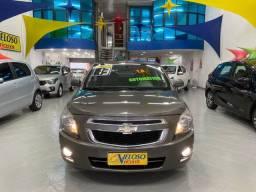 Título do anúncio: Chevrolet Cobalt  LTZ 1.8 8V (Aut) (Flex) FLEX AUTOMÁTICO