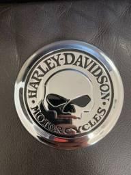 Capa p/ Tampa de combustíve Harley Davidson